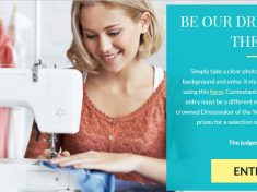 brother and create and craft TV dressmaker competition screenshot