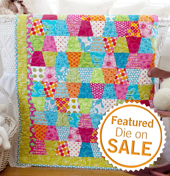 Quilting Make The Perfect Baby Quilt With The Go Tumbler