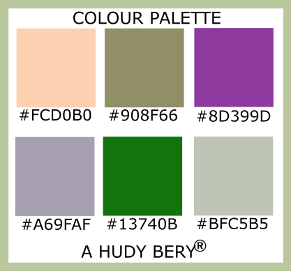 apricot-peach-bitter-vivid-violet-amethyst-smoke-san-felix-green-spring-colour-palette-of-the-day