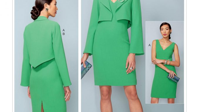 Sewing: Vogue patterns present fresh new looks for Spring | ANINO