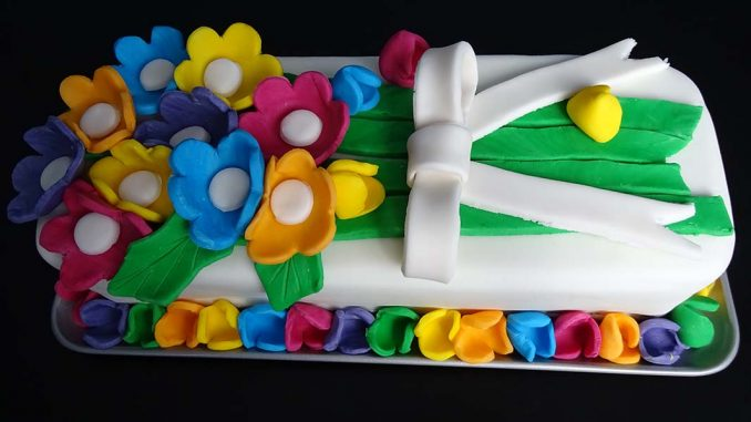 how to make fondant leaves without cutters