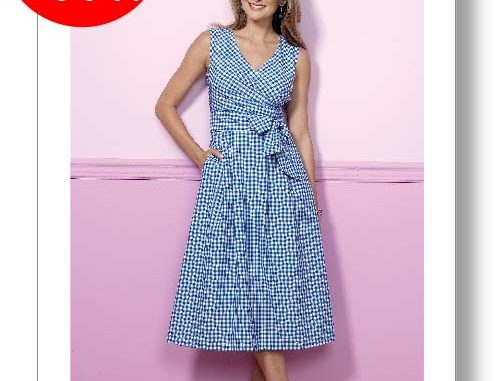 Sale: 50%(fifty percent) off all Butterick sewing pattern at ...