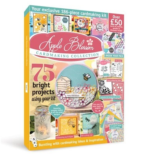 Magazine Have You Seen The New Apple Blossom Cardmaking Collection