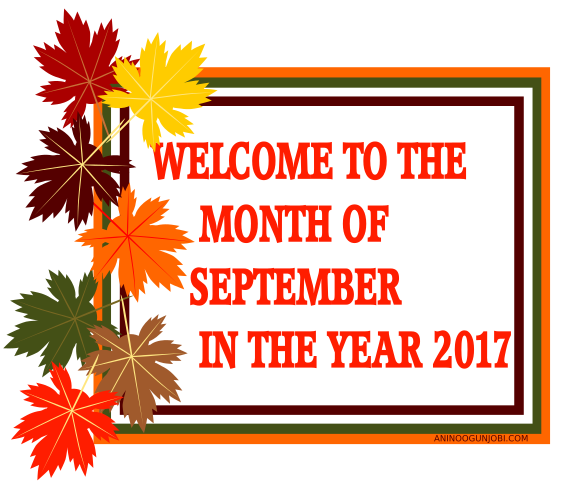 New month greeting card tag for september 2017 anino new month greeting card tag for september 2017 m4hsunfo