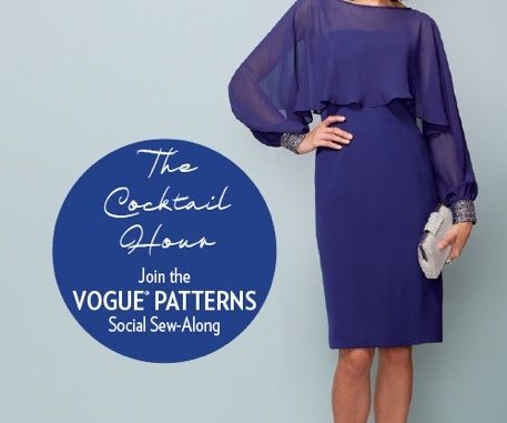 Event Its Party Time As Vogue Sewing Patterns Invite Stitchers And