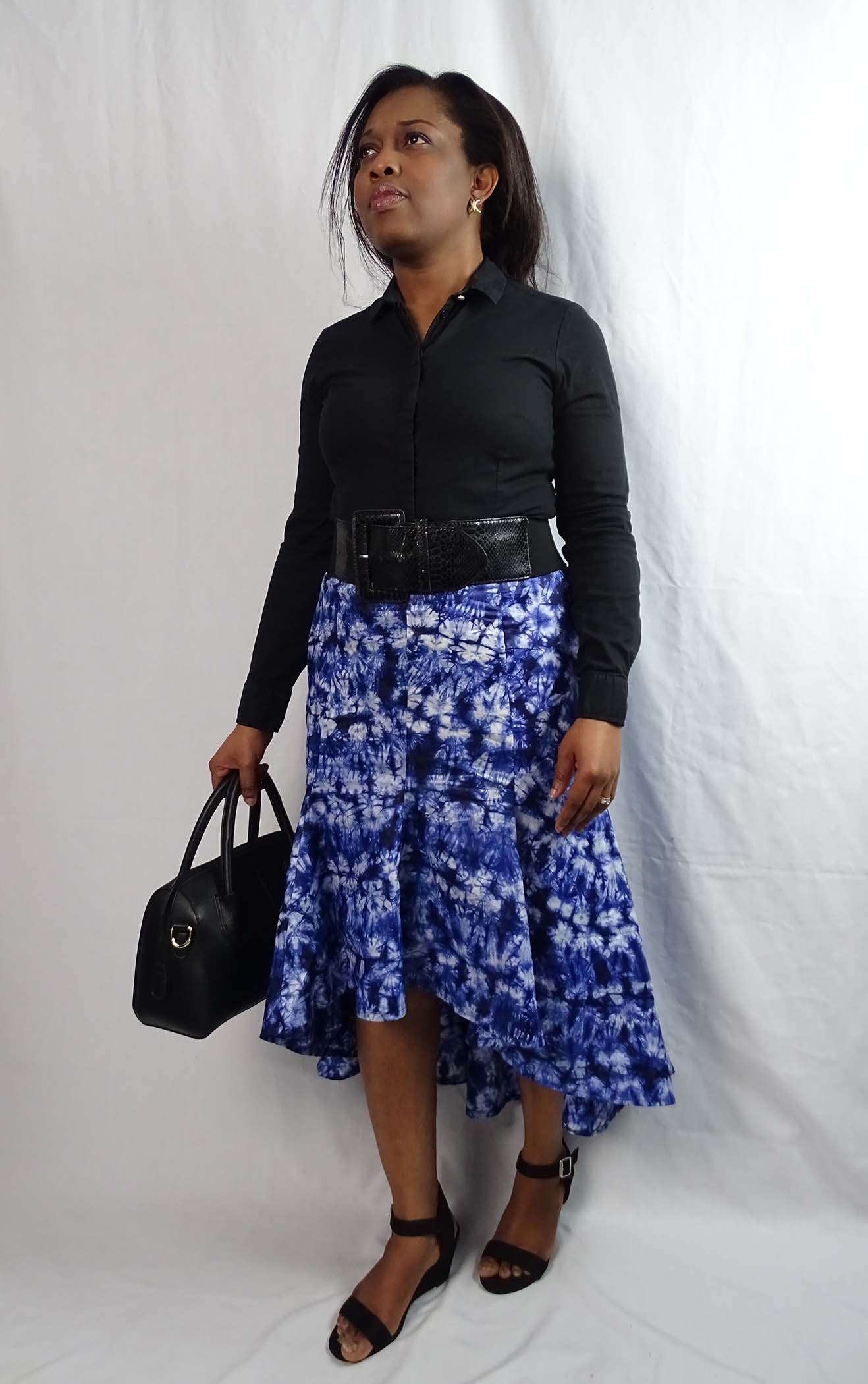 tie and dye Mccalls 7054 skirt 2 by Anino