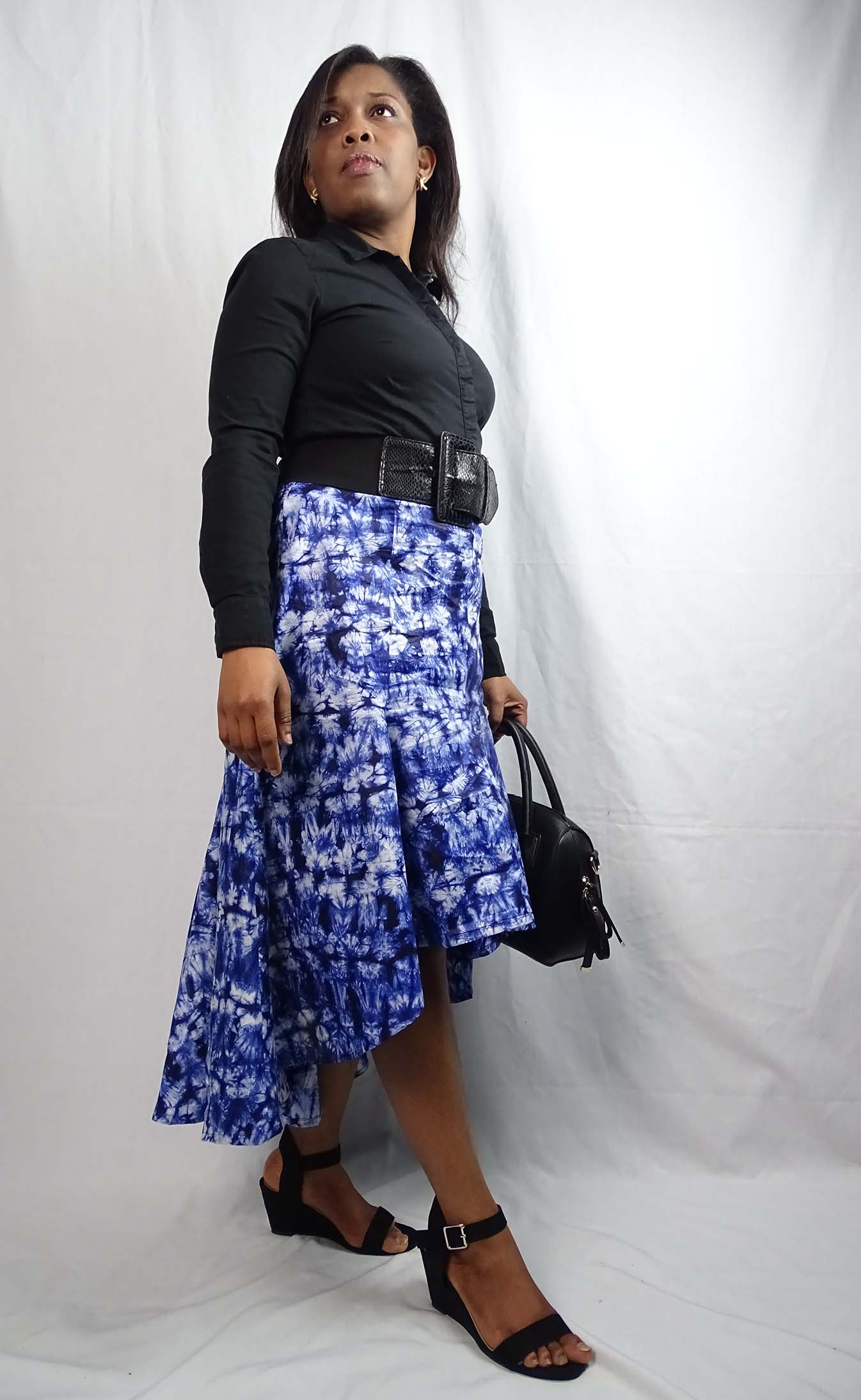 tie and dye Mccalls 7054 skirt 3 by Anino