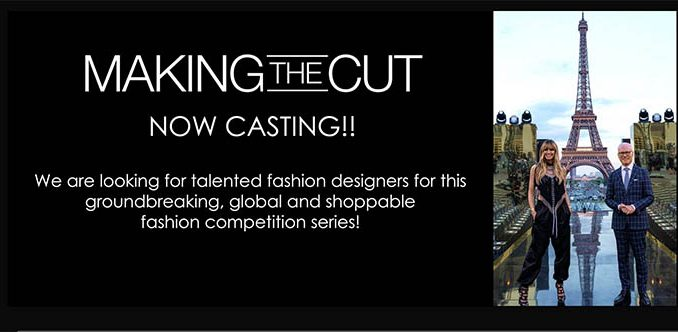 February 12th 2020 Application Deadline Making The Cut Heidi Klum And Tim Gunn Show Currently Casting For Fashion Designers Anino