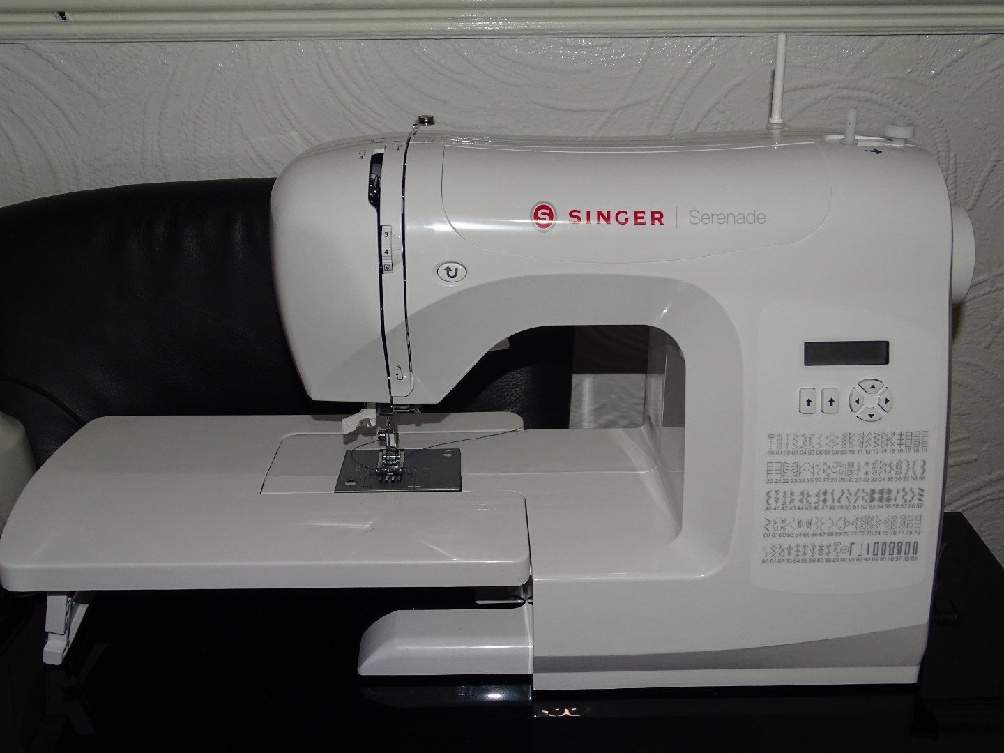 Singer Serenade C520L sewing machine sold at lidl