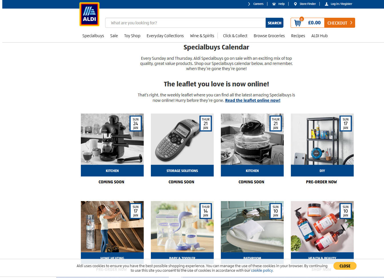 Aldi-specialbuys-kitchen-24th-and-21st-jan-uary-2021