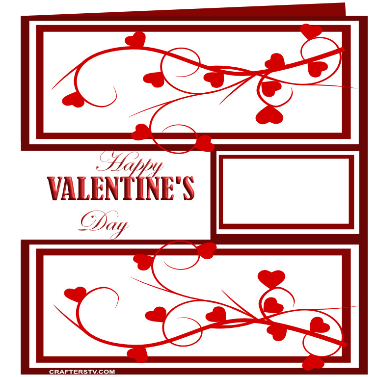 Valentine Greeting Card 10 by Anino Ogunjobi and Crafters TV