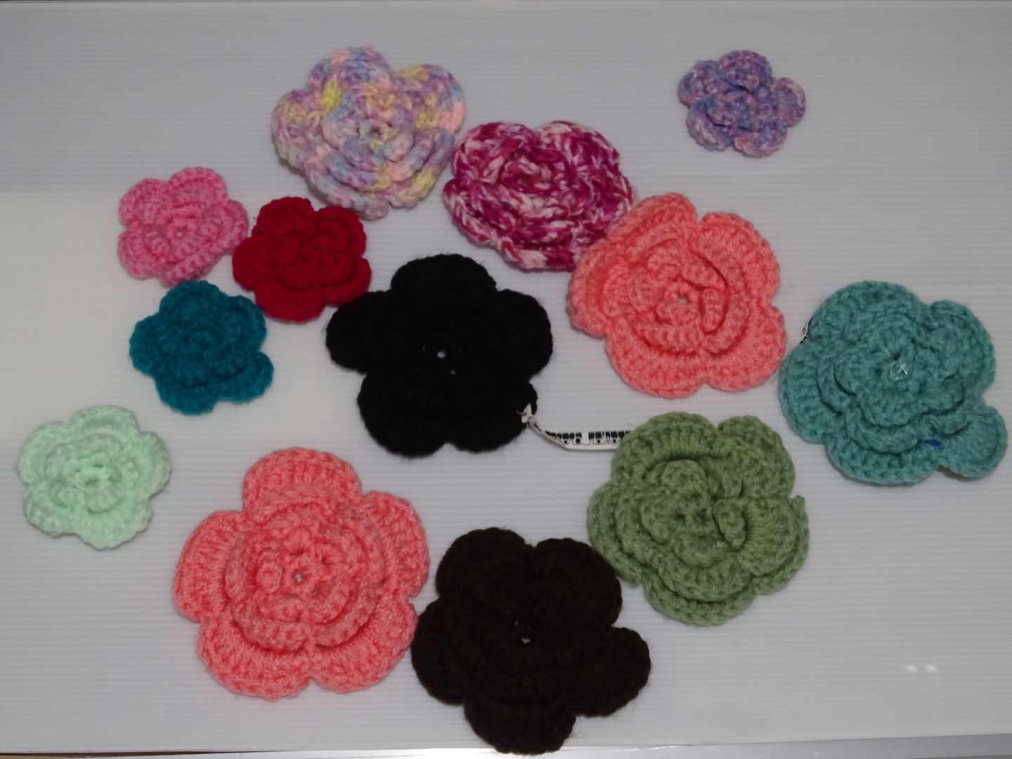crocheted-irish-rose