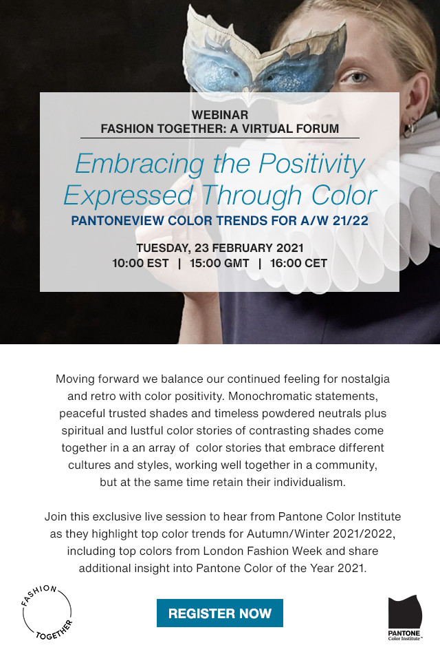 Embracing the positivity expressed through color feb 2021