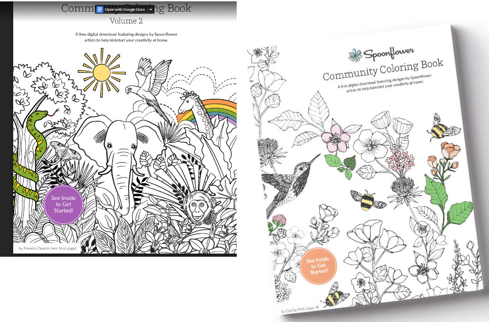 Spoonflower-coloring-book-1-and-2
