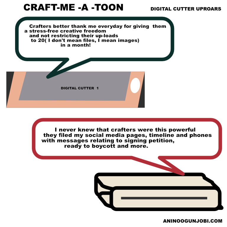 Craft me a toon- digital cutters