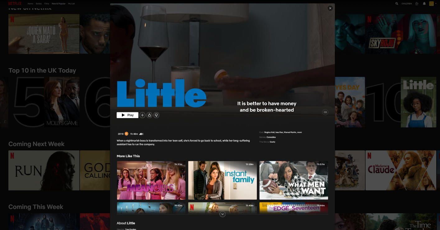 Little-on-Netflix