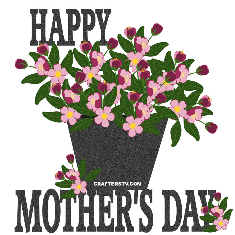 Mother's Day Greeting Card 6 by Anino Ogunjobi and Crafters TV