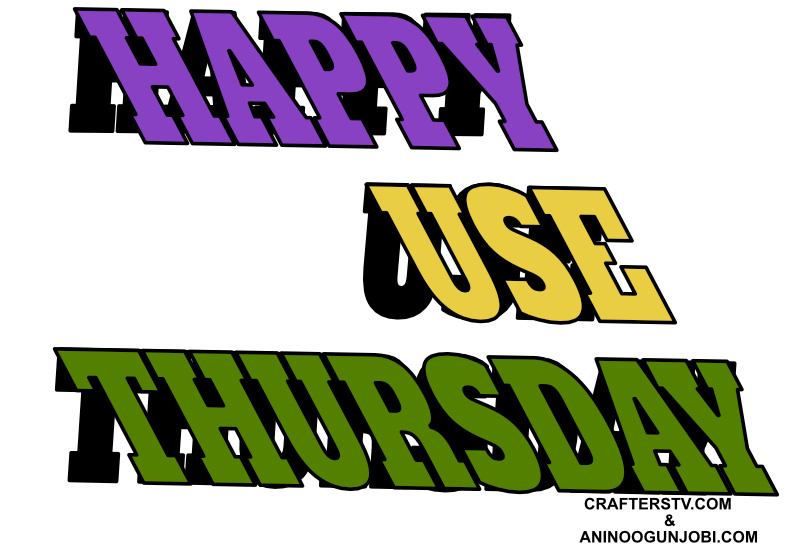 Happy Thursday 11th March 2021