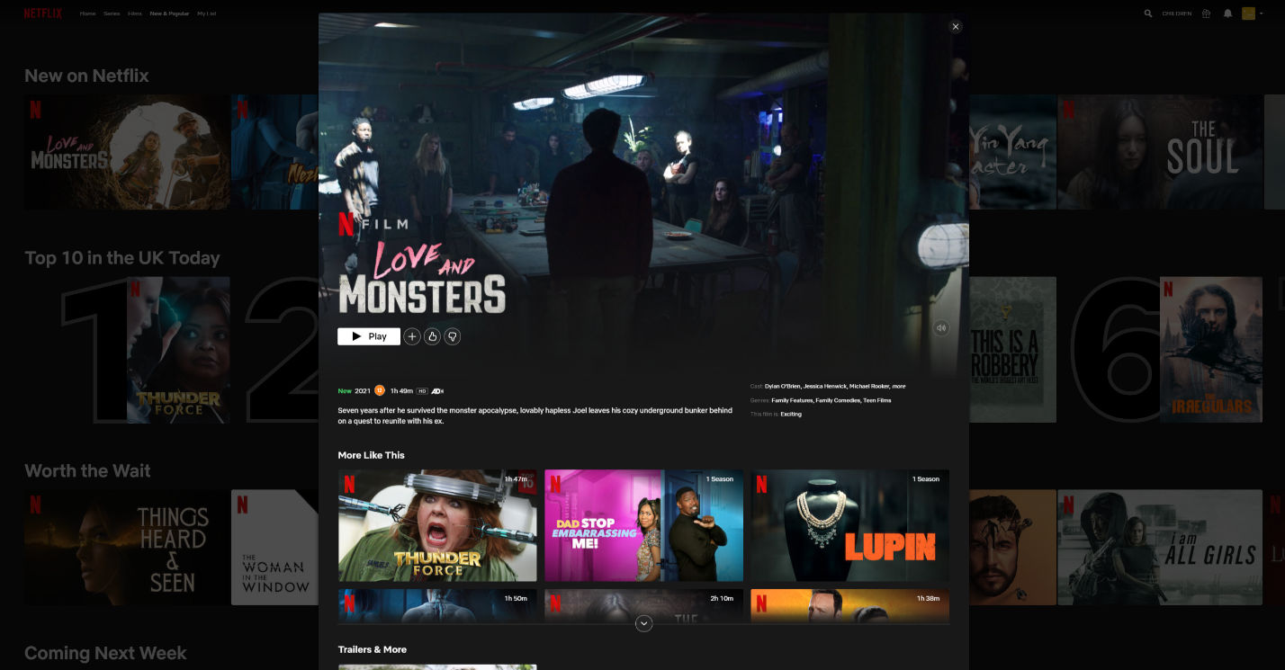 Love-and-Monsters-on-Netflix