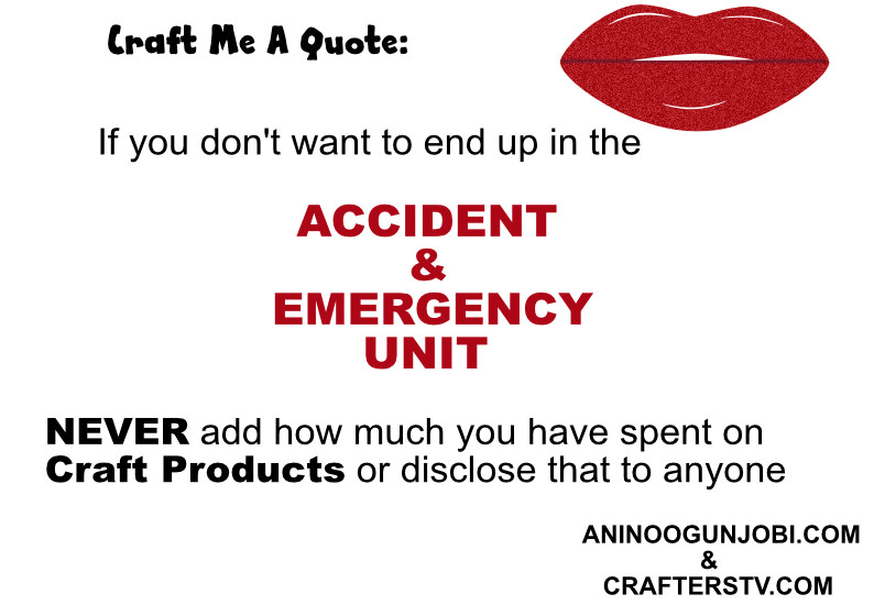 Craft me a quote- Accident and