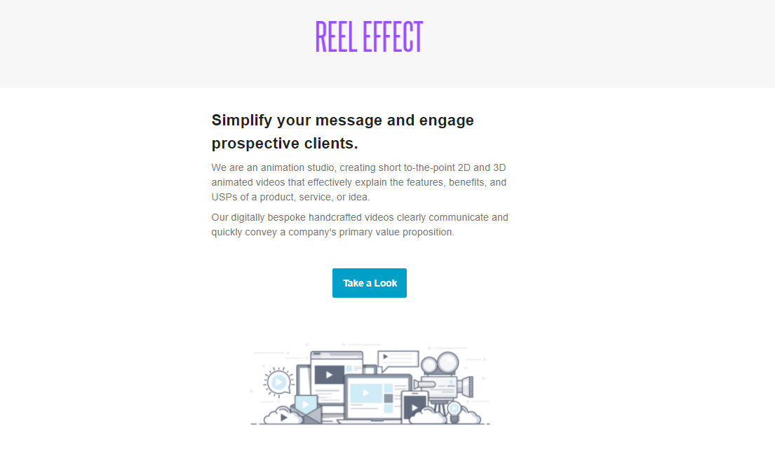 Reel-effect-animated-videos